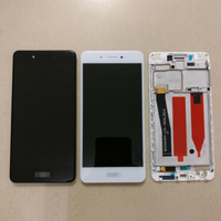 5.0 For HUAWEI P9 Lite Smart LCD Display Touch Screen with Frame Digitizer For HUAWEI P9 Lite Smart Display DIG L03 DIG L22 L23