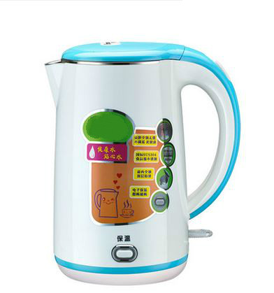 Electric kettle 304 steel home heating with automatic power failure Safety Auto-Off Function Overheat Protection