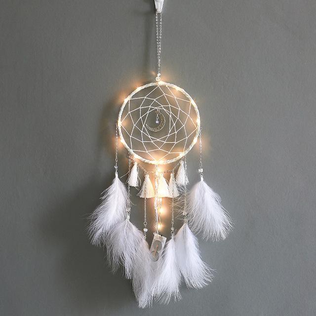 Creative Moon Dreamcatcher