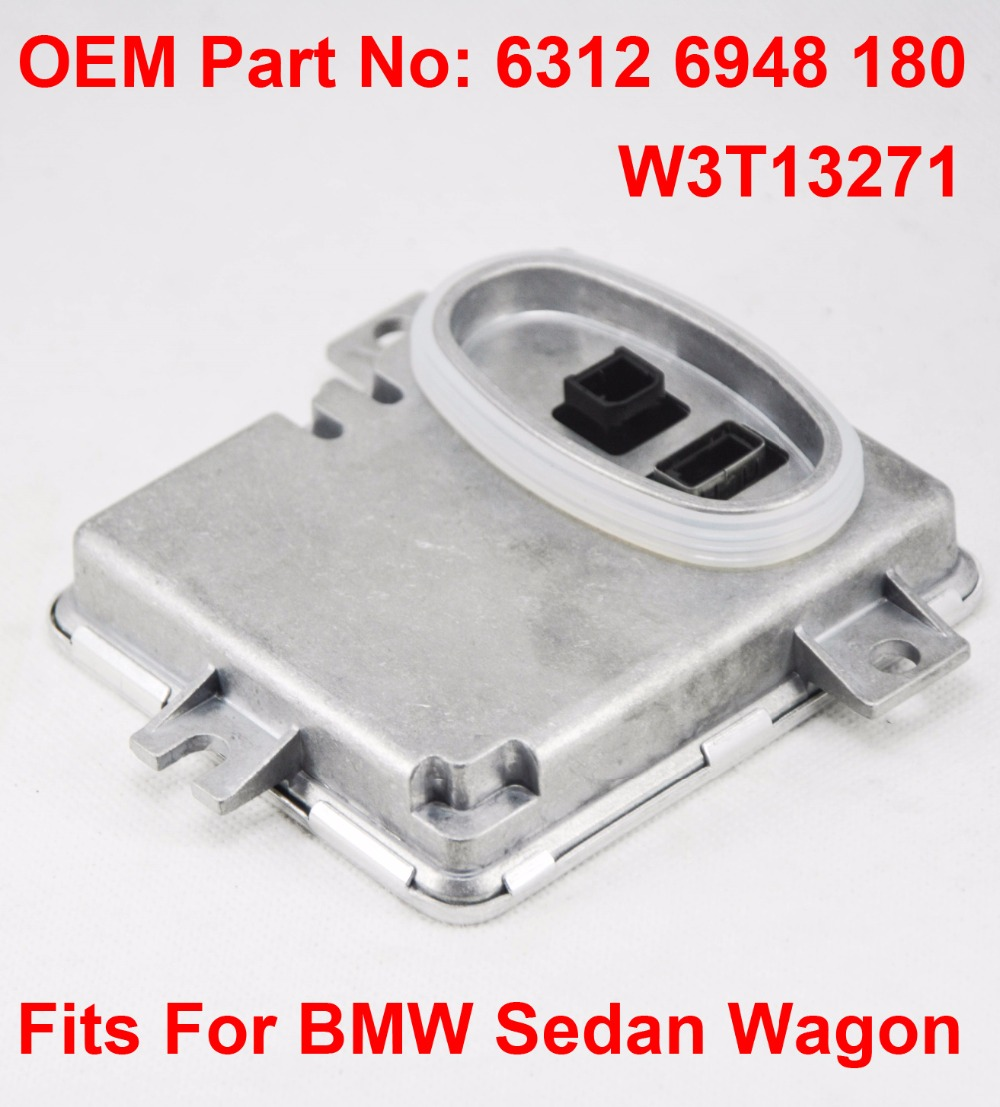 1PCS 12V 35W D1R D1S D3R D3S OEM HID Xenon Headlight Ballast Control Unit Part 63126948180 W3T13271 For BMW Sedan Wagon E90 E91
