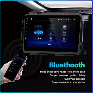"Image 4 - Dasaita 1 din 1080P Video Auto Android 10 Radio GPS für Honda Vezel HR V HRV 2014 2015 2016 2017 bluetooth 8 ""Multi Touch Screen"
