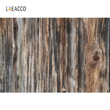 Laeacco Vintage Texture Old Wooden Board Grunfe Photography Backgrounds Customized Photographic Backdrops For Photo Studio