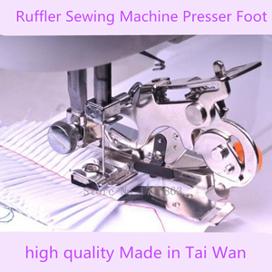 Made in Taiwan Ruffler Sewing