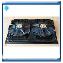 Авто система кондиционера конденсатор в сборе радиатор вентилятор охлаждения блок