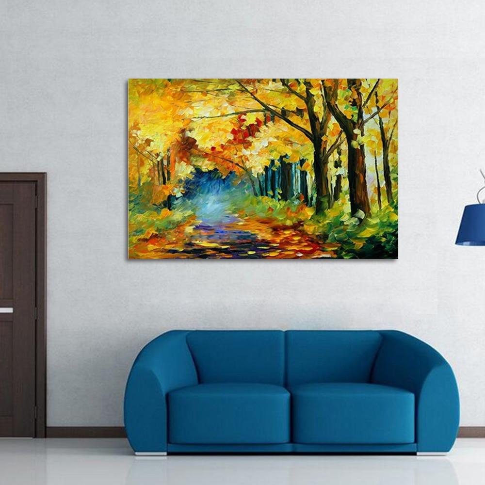 Popular Landscape Acrylic Painting Buy Cheap Landscape