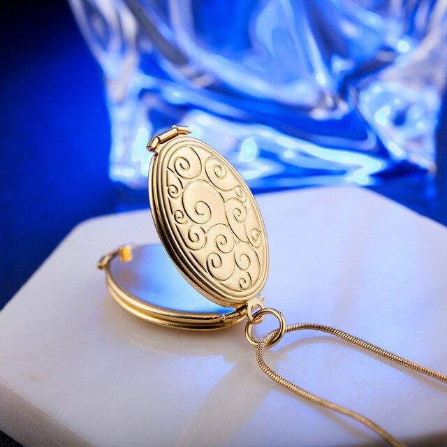 Фото ожерелье с подвеской в ретро стиле для мужчин и женщин