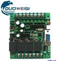 PLC IPC board microcontroller control board PLC FX1N-10MR   FX1N  10MR   SRD24VDC