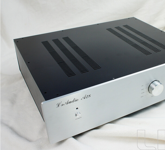 A28 - A series preamplifier general chassis AMP Box amplifier enclosure