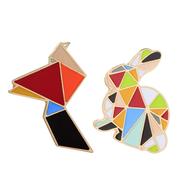 2018 Retro Brooches Women's Dresses Brooch Needle Beads Jewelry Chic and charmin