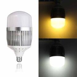 Super jasne 80W E27 LED oświetlenie typu highbay biały/ciepłe biała żarówka lampy magazyn fabryki przemysłu u nas państwo lampy AC85 265V w Żarówki i oprawy LED od Lampy i oświetlenie na