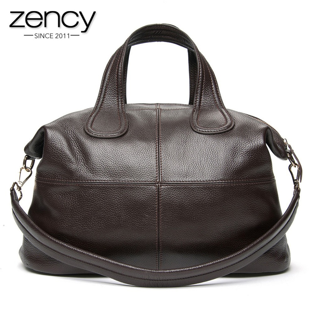 2018 Luxury Fashion Famous Brand Designer Genuine Leather Women Handbag Bag Ladies Satchel Messenger Tote Bags Purse Luggage new crazy horse cowhide women shoulder bag genuine leather fashion casual ladies luxury satchel bags famous brand tote handbag