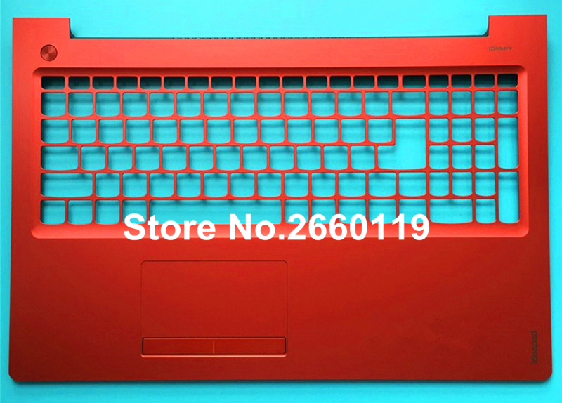 Подробнее о Free shipping brand new upper case for lenovo ideapad 310-15ISK 510-15ISK series laptop replace cover C shell Palmrest red free shipping laptop cases a cover for lenovo ideapad 310 15 310 15isk series lcd screen lid back shell replace top cover