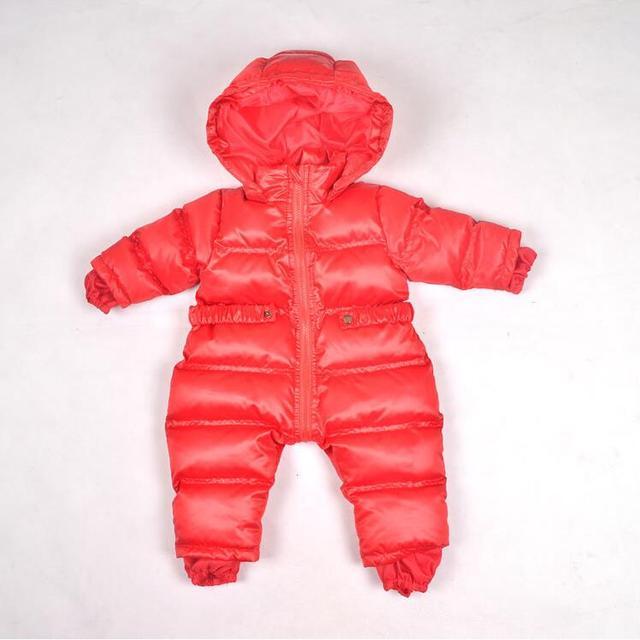 Nuevo 2016, bebé del mameluco, ropa de invierno, ropa de bebé caliente, recién nacido, bebé, niña, niño ropa ropa para bebés, ropa de invierno general