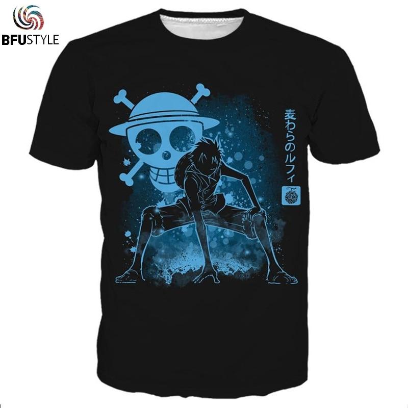 One Piece New Luffy 3D   T     Shirt     T  -  shirts   Men Women 2019 Short Sleeve O-Neck Summer Tops Tees Casual Tshirt