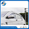 High Quality Plating Car Window Visor Wind Deflector Sun Rain Guard Defletor For Haval H6 Sport 2013 2014 2015 2016