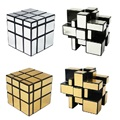 ShengShou Magic Cube 3x3x3 Strengthen Professional Magnetic Speed Magic Puzzle Cube Straight Drawing Mirror Twist Game Cubo