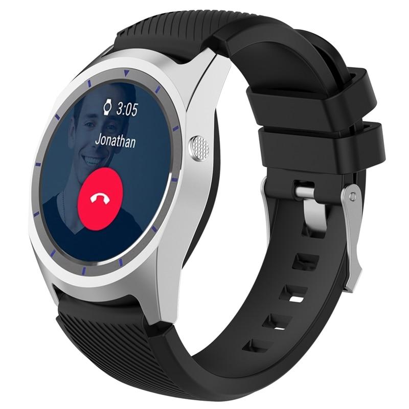 Sports silicone band for ZTE Quartz smart watch replace bracelet strap watchband