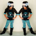 2Pcs Toddler Kids Baby Girls Half Sleeve T-shirt Tops+Pants Outfits Kids Clothing Set