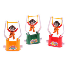 Toy Gifts Monkey Wind-Up Gymnastics Funny Color-Random Kids Children for New Baby 13--6cm
