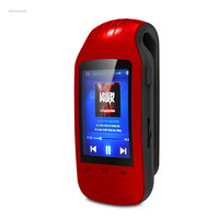 Original Portable MINI Clip Mp3player Bluetooth Music Player 8GB Sport PedometerFM Radio Micro SD Card 1