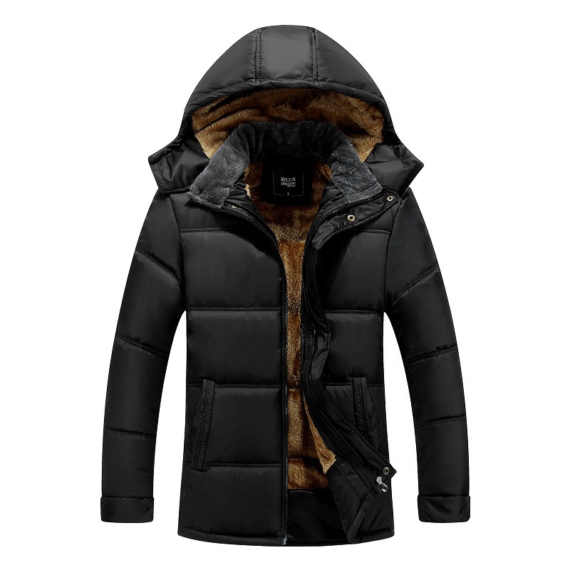 093adce898f ... Plus Size 5XL 2018 Casual Winter Jackets Men Mens Jackets and Coats  Thick Parka Men Outwear Jacket Male. -26%. Click to enlarge