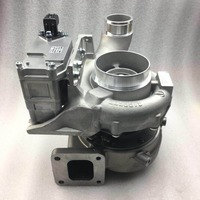 Xinyuchen turbocharger for Turbo Charger GT1749V Turbocharger 14411-VZ20A for Nissan Urvan ZD30