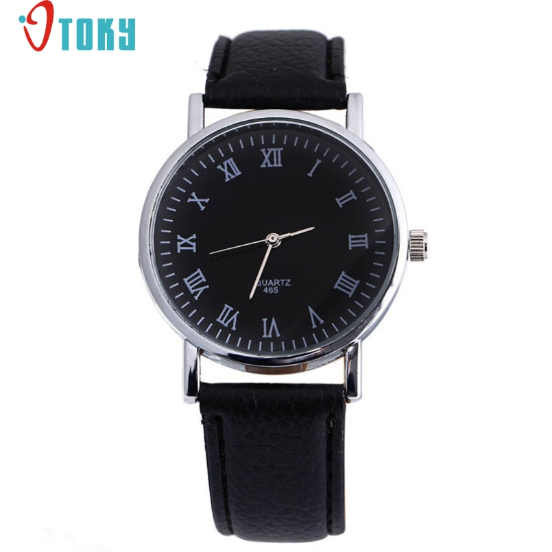 Excellent Quality OTOKY Fashion Men Quartz Watches Top Mens Casual Watches Leather Male Business Wristwatch Relogio Masculino