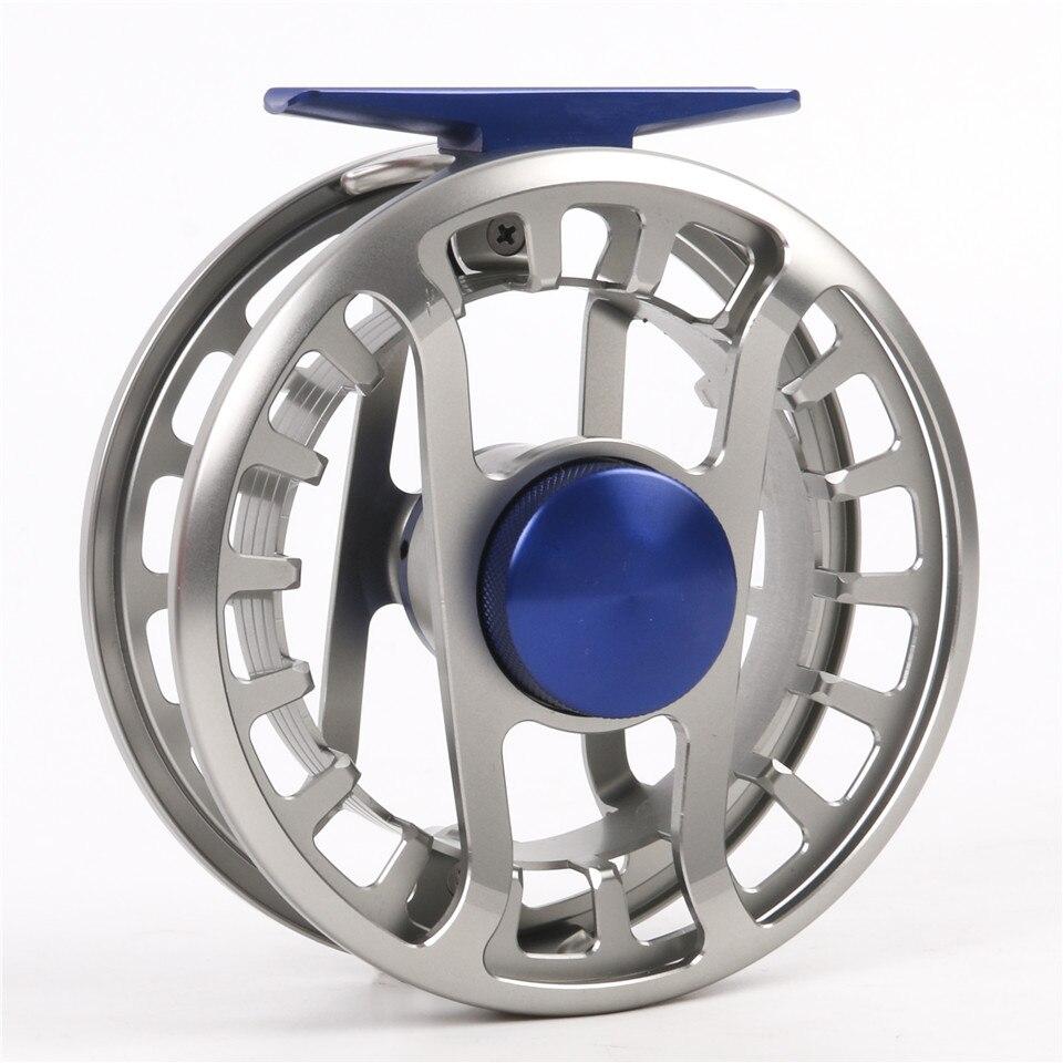 Moulinet à mouche Maximumcatch FMD 5-13wt 100% totalement étanche moulinet de pêche à la mouche Super léger en eau salée et en eau douce
