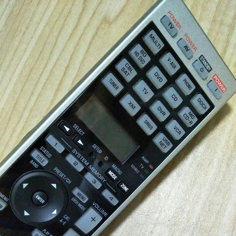 New original factory authentic original for yamaha dsp-z11 RAV386 amplifier remote control. 10pcs new original authentic mc34074 mc34074adg mc34074adr2g operational amplifier