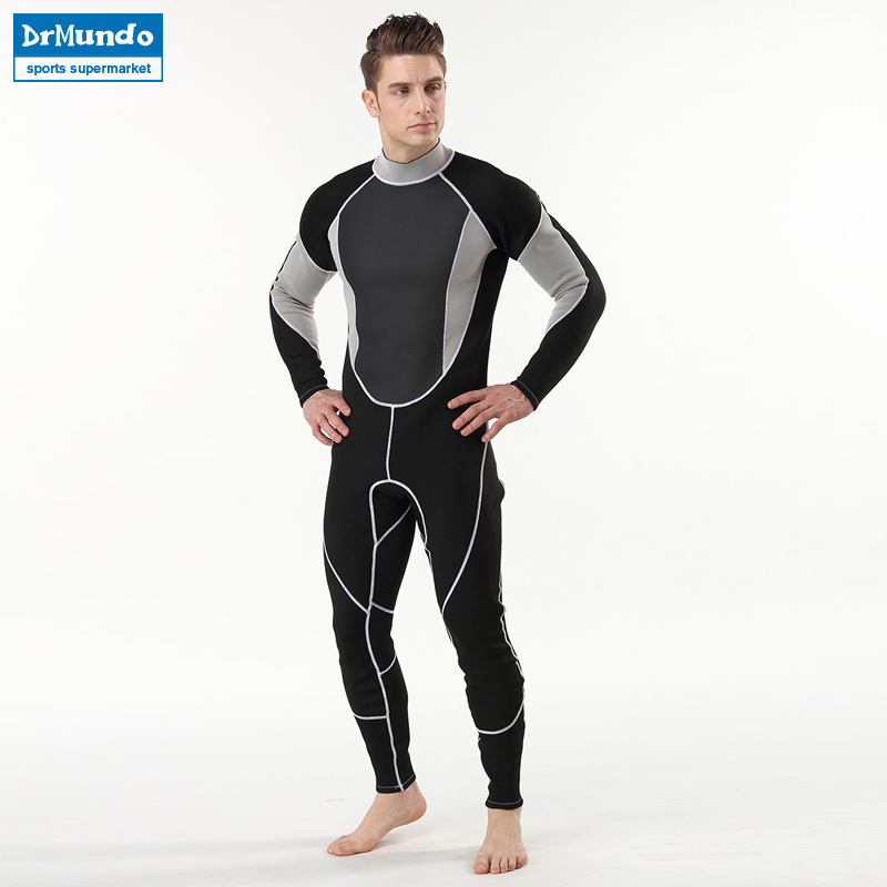 2mm Neoprene Scuba Dive Wetsuit For Men Spearfishing Wet Suit Surf Diving Equipment Split Suits Spear