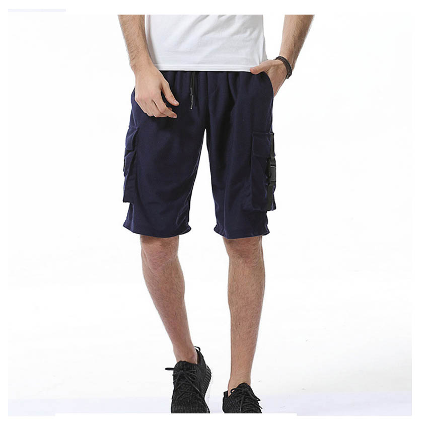 Free shipping Men Casual Cargo Shorts, 2017 Brand New Shorts Men Cotton slim Work Casual Multi-pocket Shorts for Summer 50z