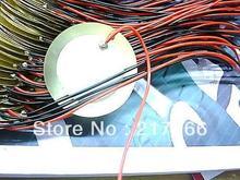 10 UNIDS/LOTE, Elemento Cerámico Piezoeléctrico con longitud de cable de 35mm envío gratis SS-10