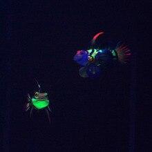 Aquarium Decoration Ornaments Luminous simulation Fake fish Coral Fish tank Landscape Aquatic Accessories Supplies Products