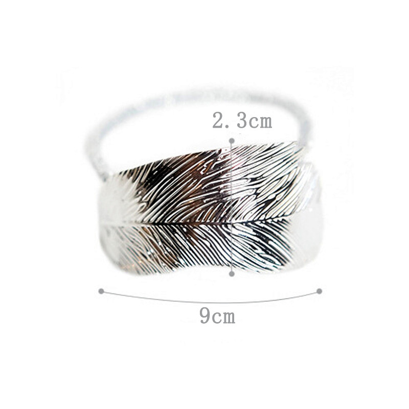LNRRABC Hot Women Metal Ties Ponytail Holder Leaf Triangle Vintage Hair Hair Accessories Elastic Hair Rope Free Shipping in Women 39 s Hair Accessories from Apparel Accessories