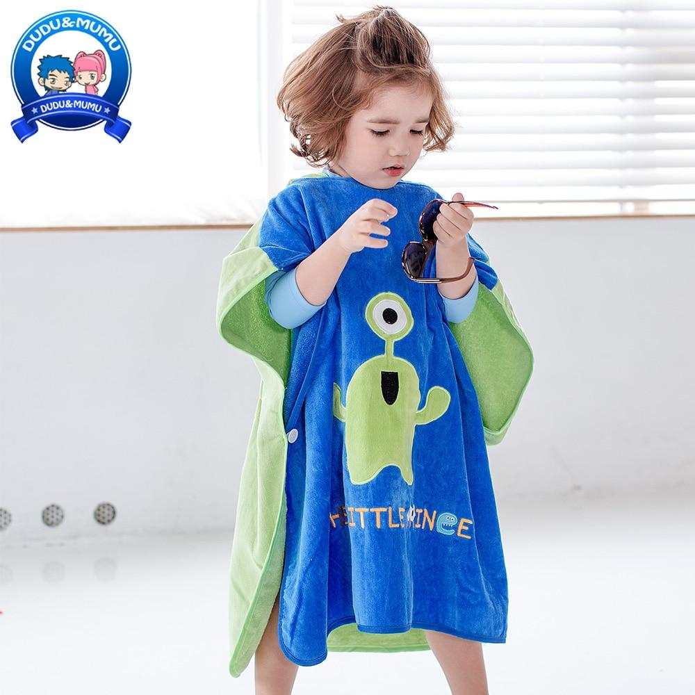 Towels New Kids Boys Towel Swimming Hooded Capucha Cartoon Fashion Cute Designs Children Stuff Beach Towel
