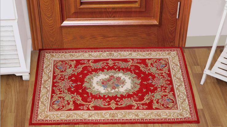 Acquista all 39 ingrosso online rosso tappeto d 39 ingresso da - Tappeto ingresso ...