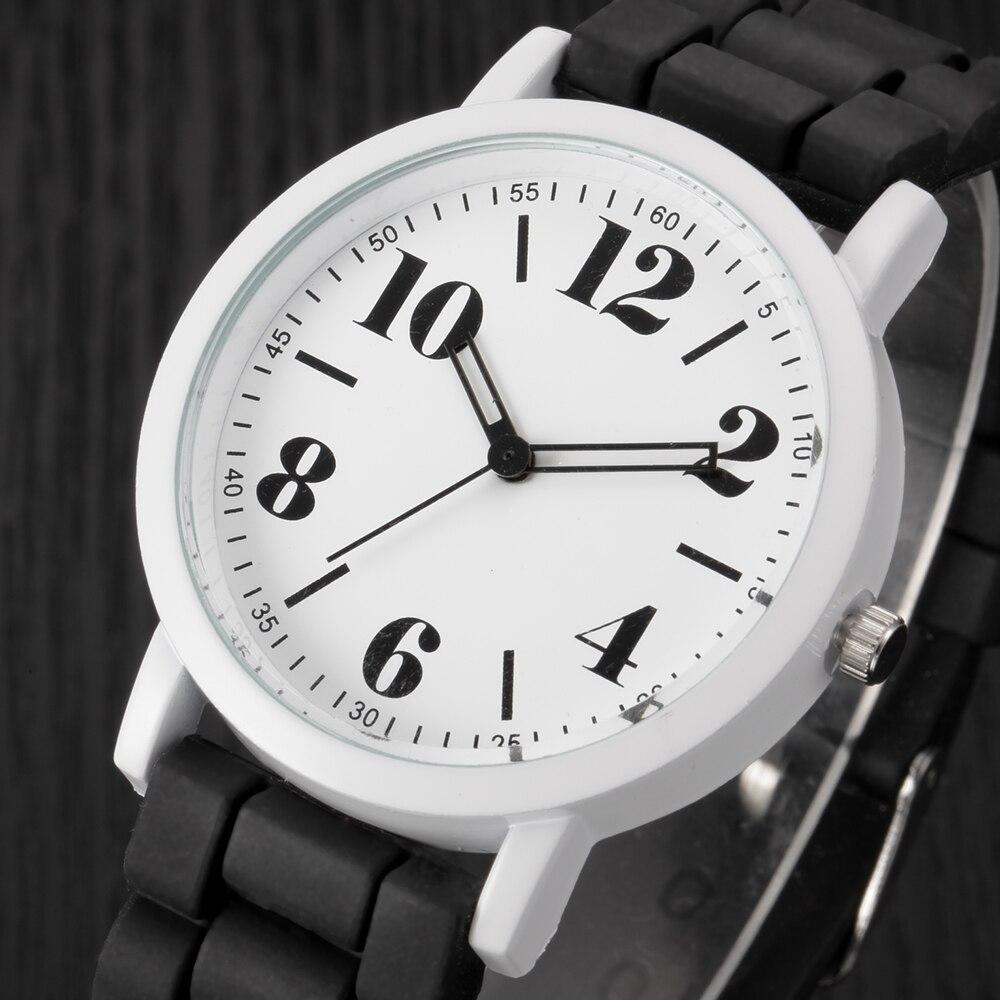 2017 Neue Beiläufige Quarz Uhren Für Kinder Sport Style Armbanduhr Jungen Mädchen Kinder Silikonband Quarzuhr Mode Stunden Kataloge Werden Auf Anfrage Verschickt