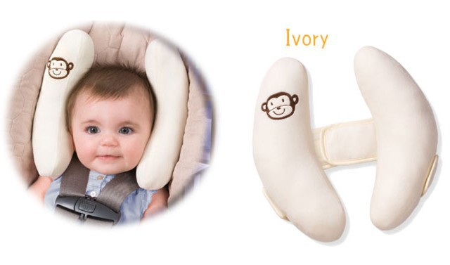 Infant Head Pillow For Car Seat