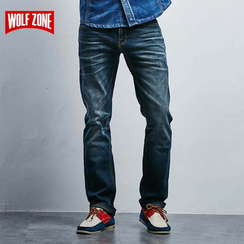 Hot Sale Balmai Jeans Men Designer Cotton Homme Mens Famous Brand Clothing Solid Mid Midweight Winter Autumn Full Length Jean