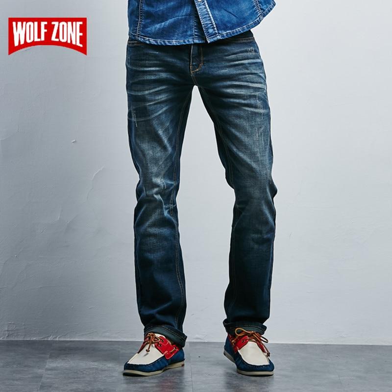 Venta caliente Balmain Jeans hombres diseñador algodón Hombre ropa de marca  famosa sólido mediados peso medio invierno otoño largo Jean en Pantalones  ...