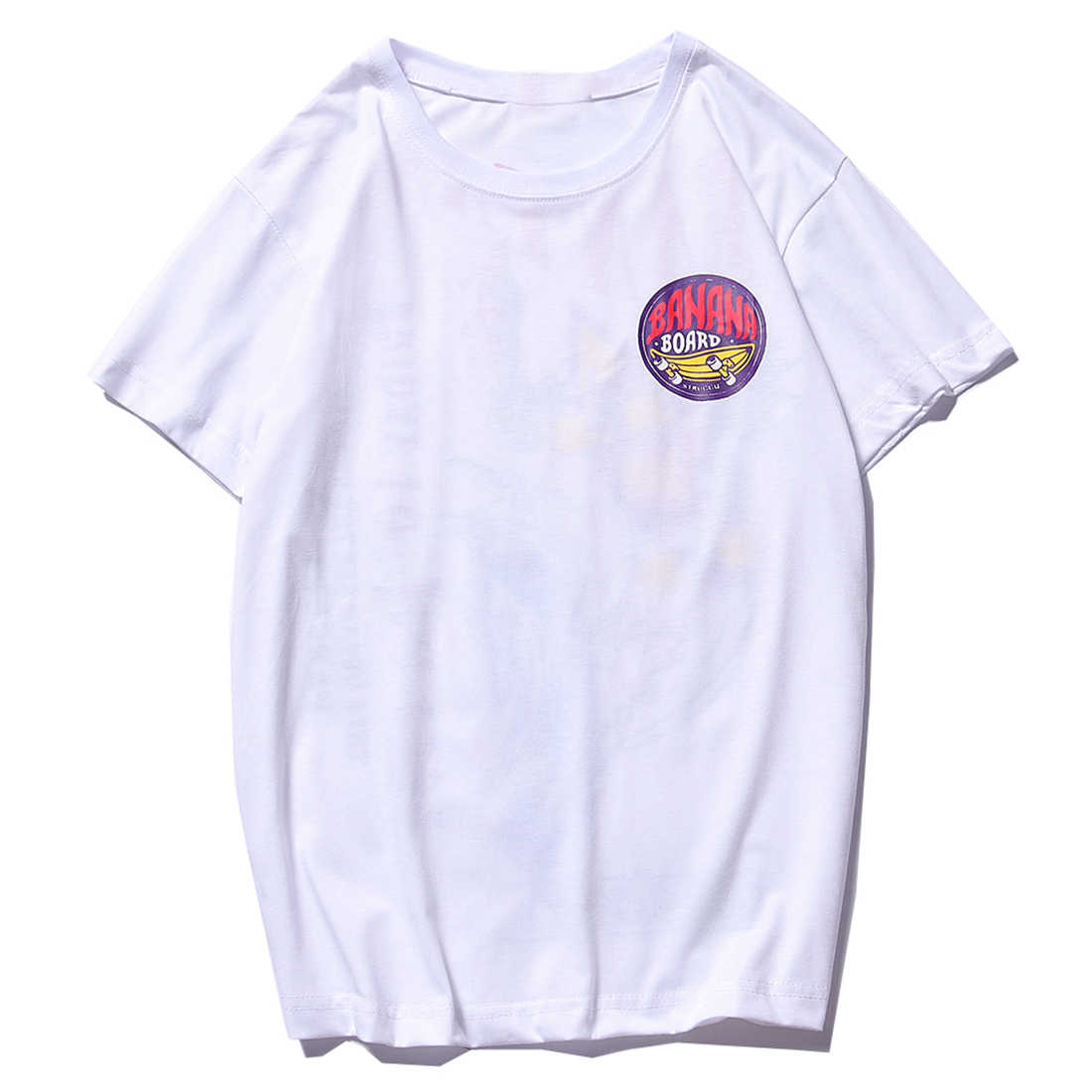 Aelfric Eden Skateboard Afdrukken Mannen T Shirts Streetwear 2019 Hip Hop Harajuku Korte Mouw Tops Zomer Mode Toevallige Mannelijke T shirt