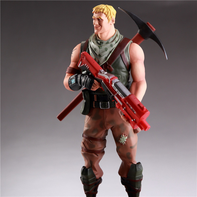 21cm 2018 Hot toys Fortnight The soldiers Action Figure Toys Boy Toys For Children Game Fornite Collection Figure Models