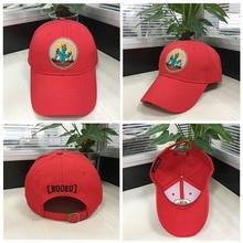 PATESUN 2017 Brand New Cactus Embroidered Baseball Cap Black 6 Panel Fishing Hat Travis Scotts rodeo Cap White Snapback Cap