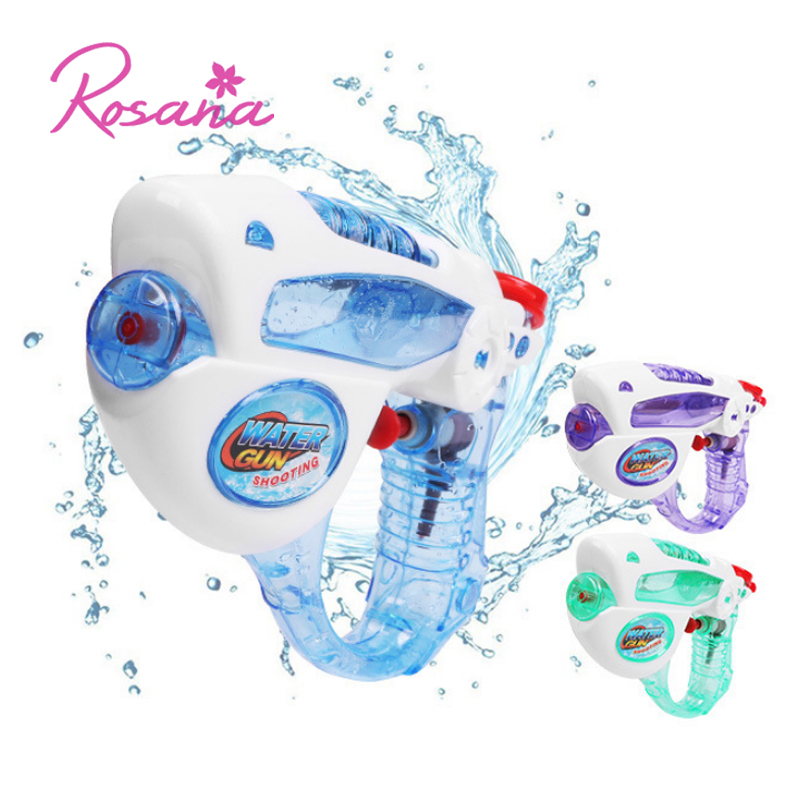 Rosana Summer Mini Barometric Water Gun Outdoor Sports Game Beach Pool Fun Water Entertainment Shooting Toys Play With Friends