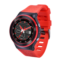 Original ZGPAX S99 GSM 3G Quad Core Android 5 1 Smart Watch With 5 0 MP