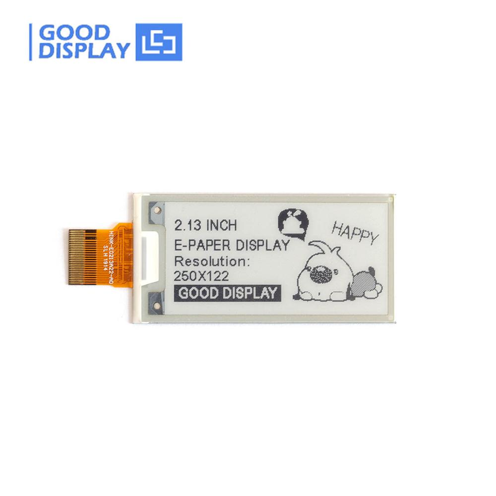 2.13 Inch E-paper Display With 250*122 Resolution EPD Screen GDEH0213B73