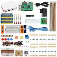 Raspberry Pi 3 Model B Starter Kit Raspberry Pi 3 16G SD Card ABS Case Power