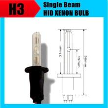 2X 35W 12V parking xenon H3 hid XENON Lamp Bulb 4300K-10000K top quality H3 auto headlights accessories for ballasts