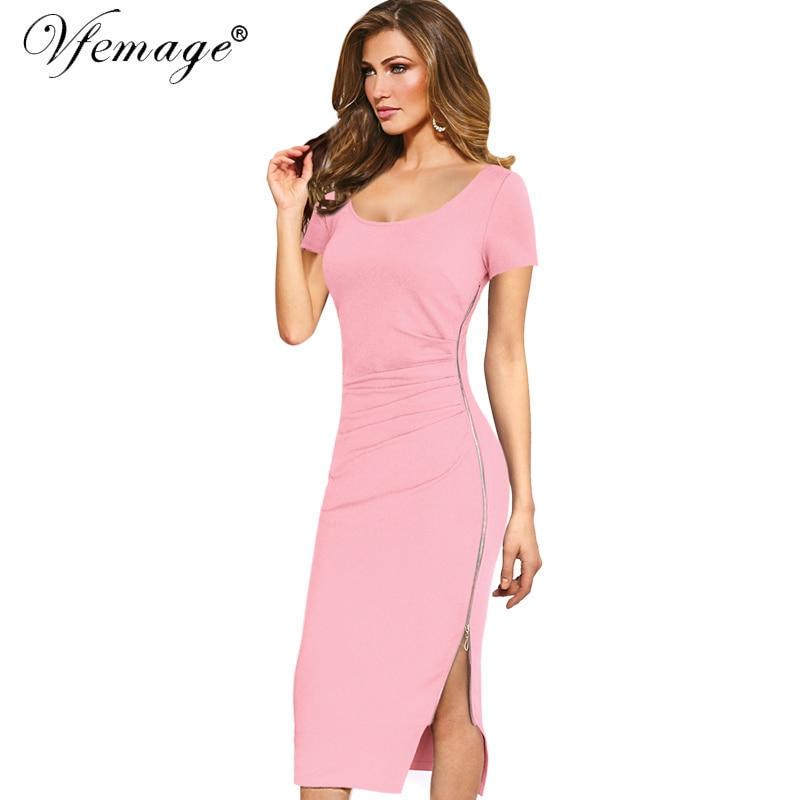 Женское платье Vfemage 6211