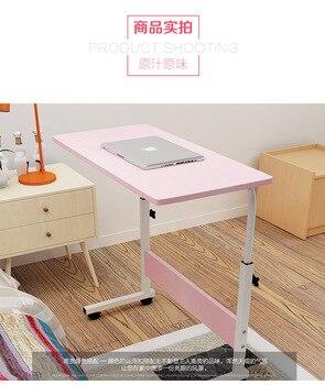 Z Nouvelle Table De Canapé De Bureau D'ordinateur Mobile Moderne Simple Multifonctionnel, Table D'ordinateur Portable Portable De Ménage